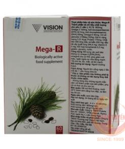 Mega - Thực phẩm chức năng Vision