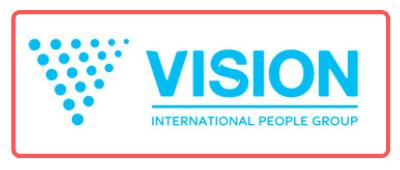 Logo Thực phẩm chức năng Vision