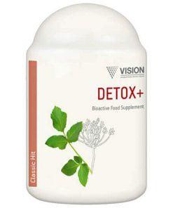 Thực phẩm chức năng - Bộ Cơ Sở Vision - Detox+