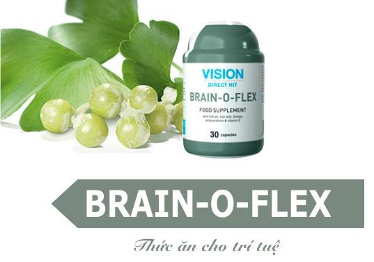 Brain-O-Flex - Thực phẩm chức năng Vision